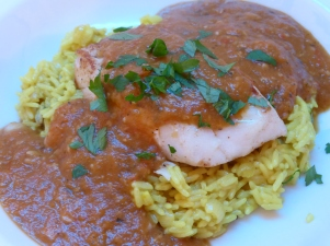 Special Cod Makhani